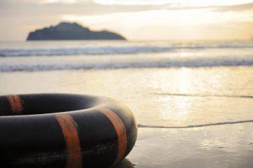 bezpieczna plaża